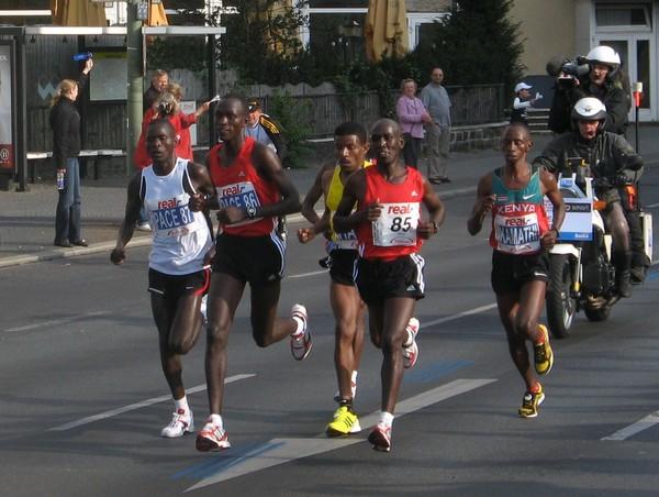 Как пробежать 1 км