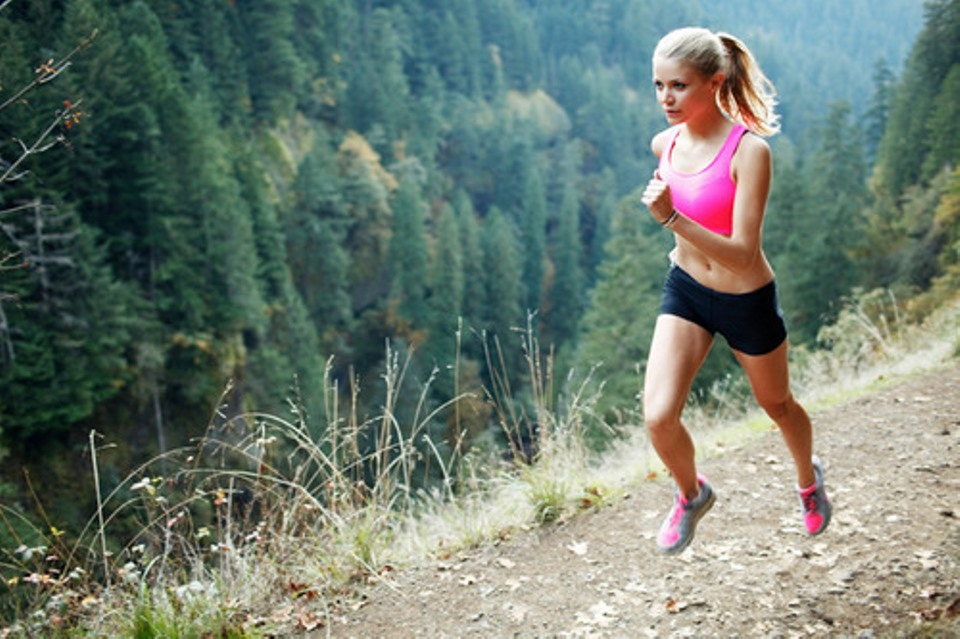 Что такое интервальный бег