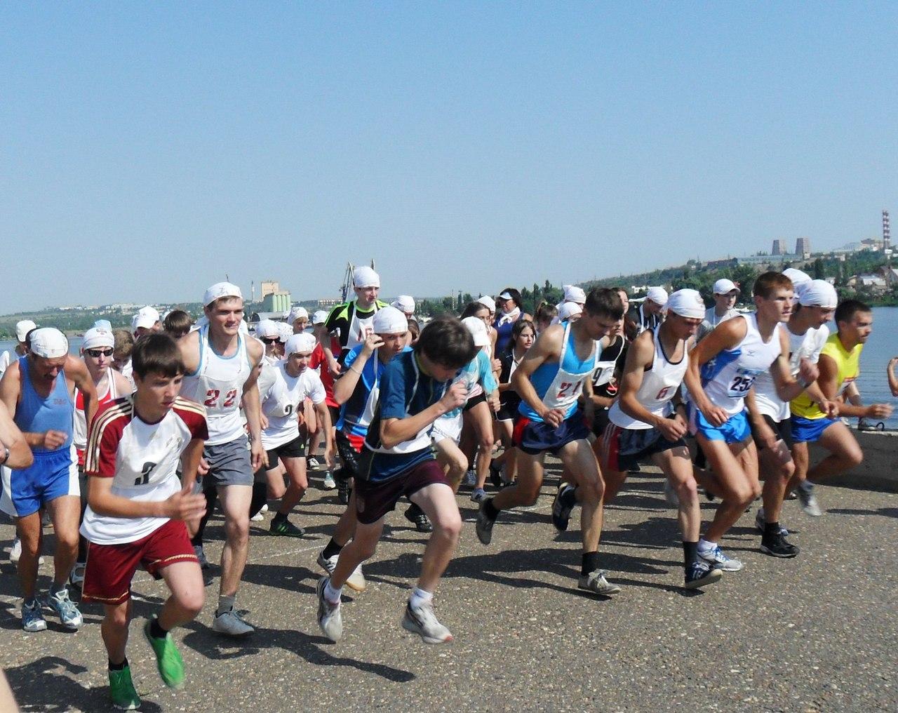 Когда проводить контрольные тренировки по бегу