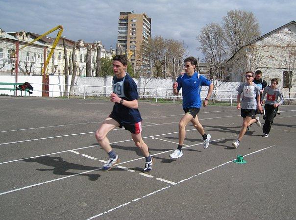 Как тренировать финишное ускорение